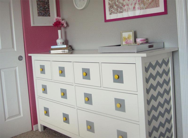 Renovar muebles con vinilo adhesivo recicla tus muebles - Restaurar muebles con papel ...