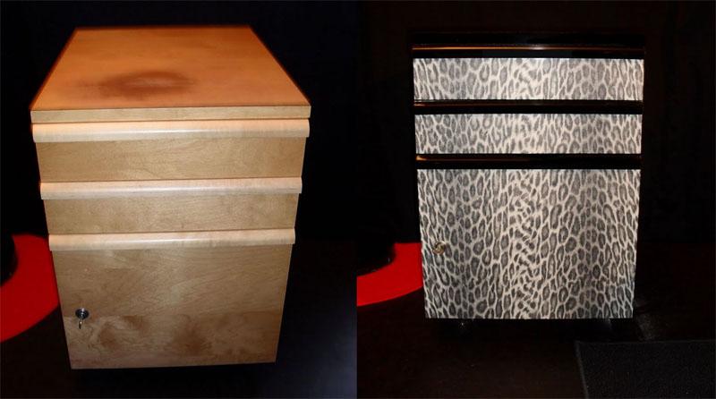 Renovar muebles con vinilo adhesivo recicla tus muebles - Papel adhesivo para forrar muebles ...