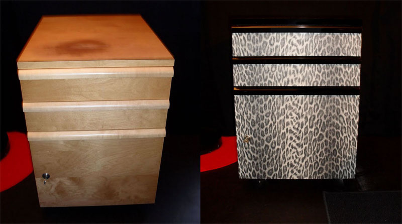 Renovar muebles con vinilo adhesivo recicla tus muebles - Vinilo para mueble ...