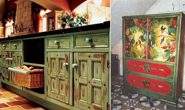 Ideas para reciclar muebles recicla tus muebles - Reciclar muebles de cocina ...