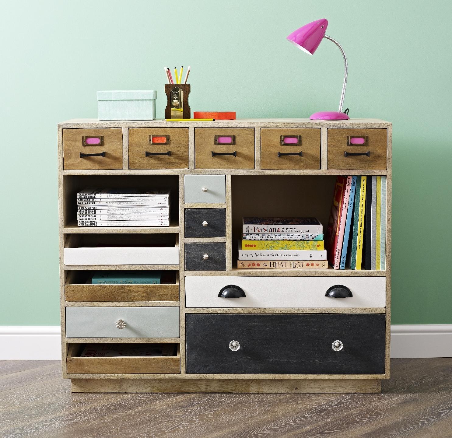 Muebles con cajones reciclados  Recicla Tus Muebles