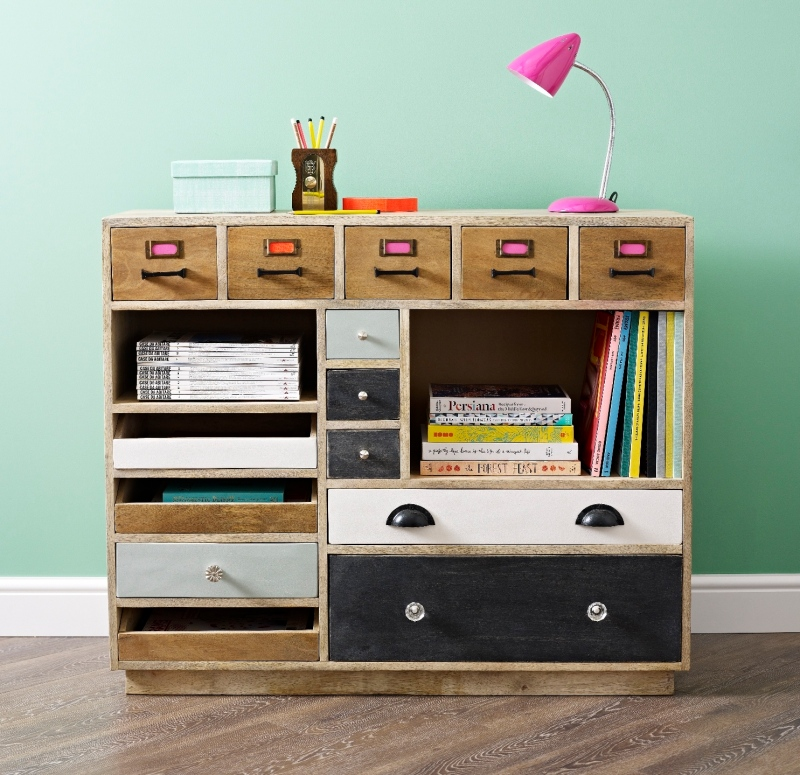 Muebles con cajones reciclados recicla tus muebles - Muebles viejos para reciclar ...