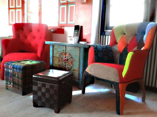 Decorar con muebles reciclados recicla tus muebles - Decorar reciclando muebles ...