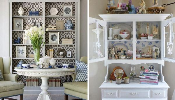 Papel pintado para reciclar muebles recicla tus muebles - Papel pintado en muebles ...
