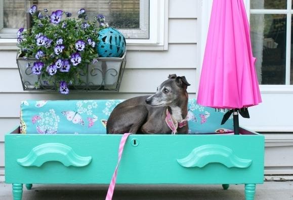 DIY-dresser-drawer-pet-bed