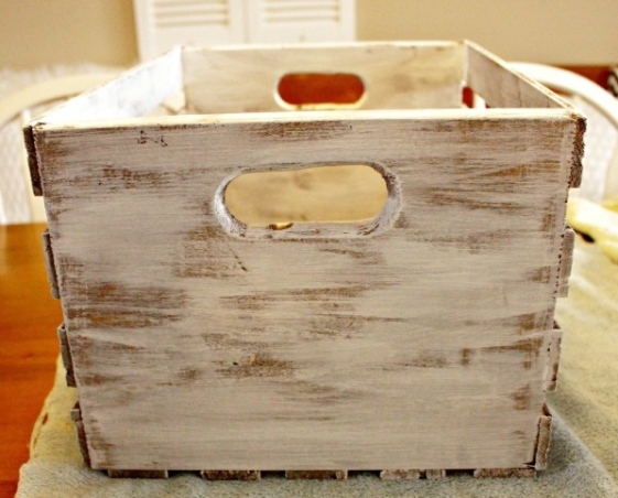 Dry-Brush-over-Stain-rustic-numbered-crates-with-simplicity-at-the-happy-housie