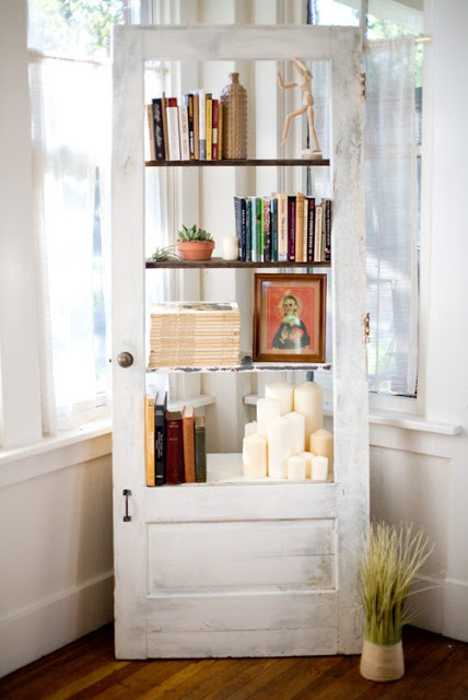 Cinco ideas para reciclar puertas recicla tus muebles - Ideas reciclar muebles ...