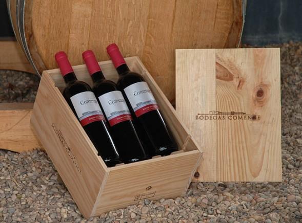 muebles-con-cajas-de-vino