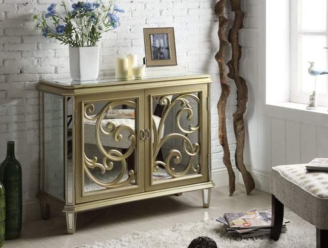 Renovar muebles con espejos recicla tus muebles - Muebles de espejos ...
