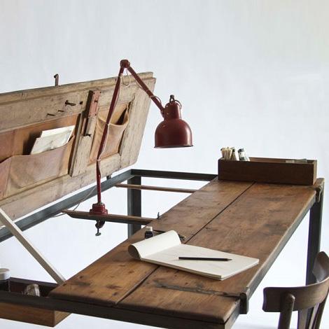 Convertir viejas puertas en mesas recicla tus muebles for Mesas hechas con puertas de madera