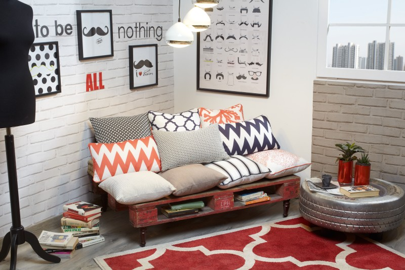 Muebles de salón reciclados  Recicla Tus Muebles