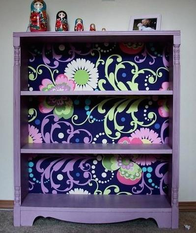 Papel pintado para renovar muebles recicla tus muebles - Papel adhesivo para forrar muebles ...