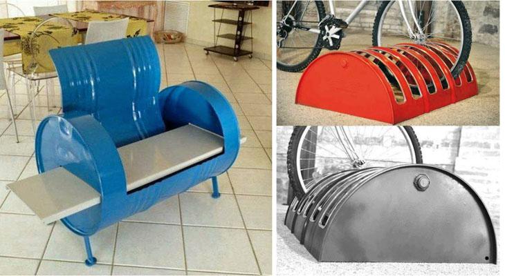 Muebles con plastico reciclado 20170801132015 for Reciclado de sillones