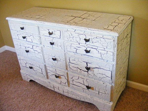 c mo craquelar muebles y objetos recicla tus muebles