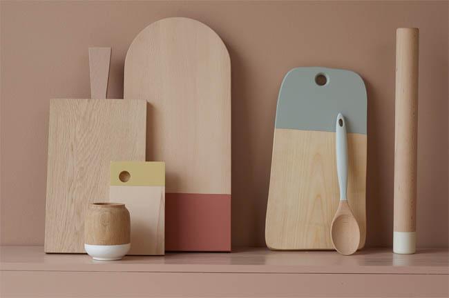 Pintar muebles con colores satinados recicla tus muebles - Pintar muebles de colores ...