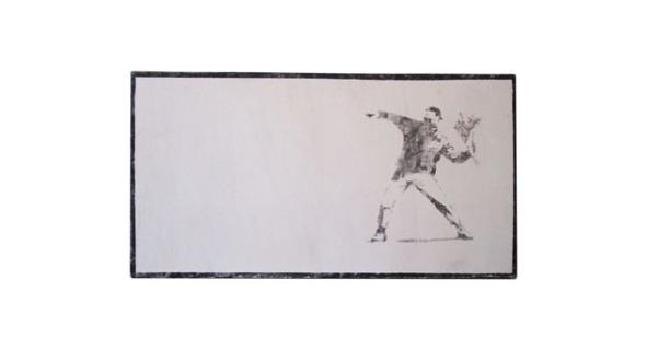 cubrecontador-banksy-silueta