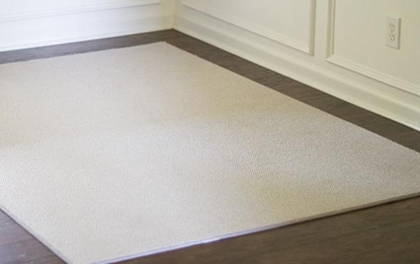alfombra antes